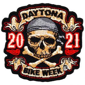 Bike week 2021 patch