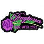 Daytona bike week patch